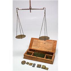 Early Pocket Scale -