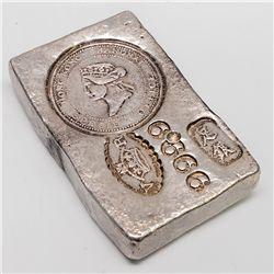 Silver Ingot - Hong Kong