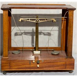 Becker's Sons Analytical Balance Scale  -