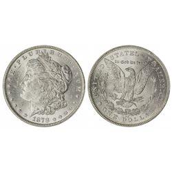 Morgan Silver Dollar 1878CC - Carson City, NV