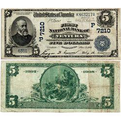 Ventura Bank Note - Ventura, CA