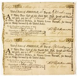 Early Bill of Exchange -  CT