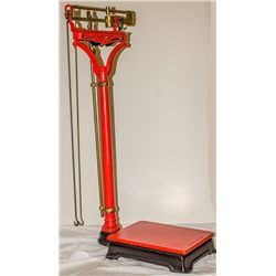 Fairbanks Physician's Scale - St. Johnsbury,