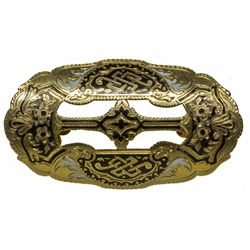 California Gold Rush Belt or Sash Buckle - San Francisco, CA