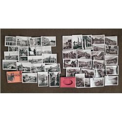 WWII ERA GI'S TOURIST PACKETS OF PHOTOS FRM ITALY