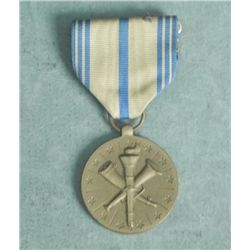 WWII ARMED FORCES RESERVE MEDAL & RIBBON