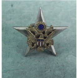 WWII GOVERNMENT EMPLOYEE STAR CLASP/PIN