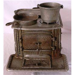 Cast Iron Toy Kitchen Stove