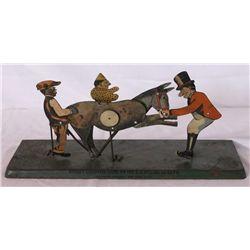 Strauss Donkey Shooting Tin Game