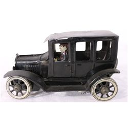 Tin Wind-up Car Toy