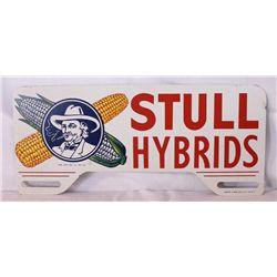 Stull Hybrids Single-sided License Plate Topper