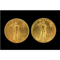 BULLION:  [1] 2005 U.S. $50.00 Gold American Eagle, 1 oz BULLION:  [1] 2005 U.S. $50.00 Gold America