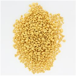 BULLION: 24kt fine gold casting grain; 141.72 grams.