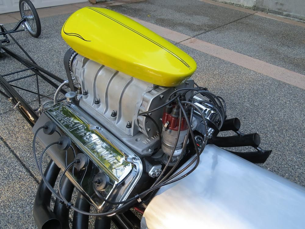 1960 Front Engine Dragster UNRESERVED 2pm Direct Liquidation 6990 Greenwood  St  Burnaby
