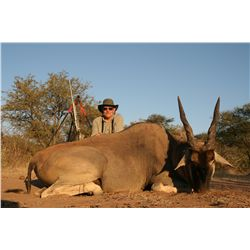 7-DAY/9-NIGHTS IN SOUTH AFRICA TO HUNT IMPALA OR BLESBUCK FOR 2 HUNTERS