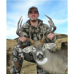 5-DAY TROPHY WHITETAIL DEER HUNT FOR 1 HUNTER IN IDAHO