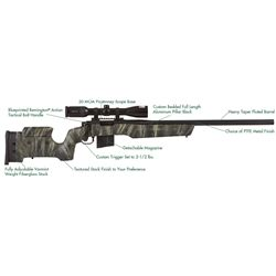 THE TACTICAL RIFLE THAT COMES WAILIN'AND SCREAMIN' FOR ACTION - BANSHEE TACTICAL RIFLE W/SCOPE