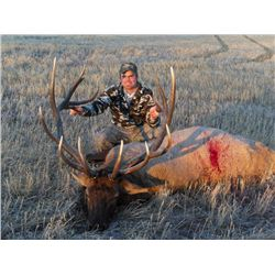 7-DAY HUNT FOR 1 HUNTER WITH A CHOICE OF ONE TROPHY