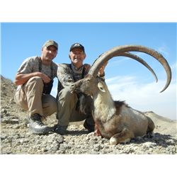 3-DAY SINDH IBEX HUNT IN PAKISTAN FOR 1 HUNTER