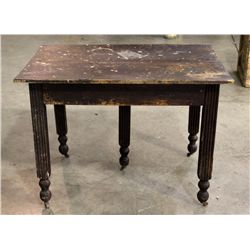 Primitive Country Table