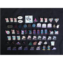 30+ Pc Collection Kentucky Derby Festival Pins 1980s-