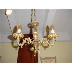 French chandelier Louis XV style
