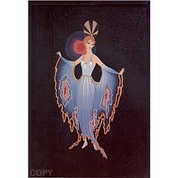 Twilight Original Print By Erte