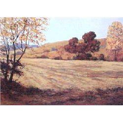 The Field by Baker- Original Acrylic 24x32