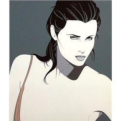 Patrick Nagel Commorative #14 Silkscreen