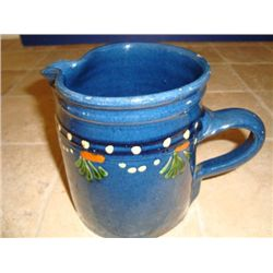 Old French pitcher pot from Alsace