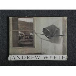 Andrew Wyeth Art Book -Richard Meryman, Large HC, 1968