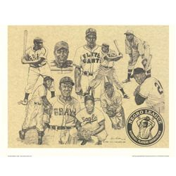 Alvin Hester Negro League Baseball Players Association