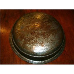 Old French strainer sieve