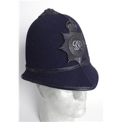 Authentic British Bobbys Helmet Metropolitan Police