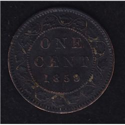 1859/8 One Cent