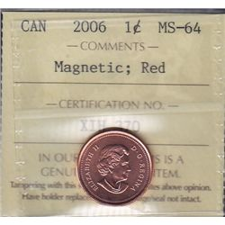 2006 One Cent