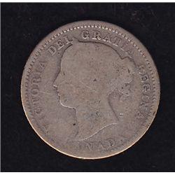 1883 Ten Cent