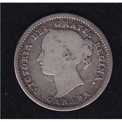 1884 Ten Cent