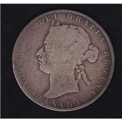 1888 Fifty Cent