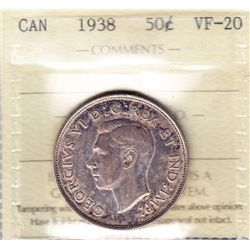 1938 Fifty Cent