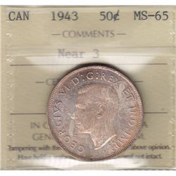 1943 Fifty Cent.
