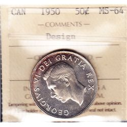 1950 Fifty Cent