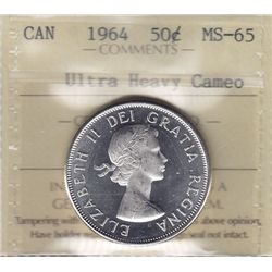 1964 Fifty Cent.