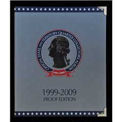 1999-2009 Silver Proof State & Territory Quarter Collection