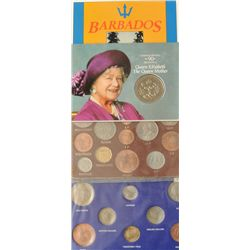 Lot of 8 British Commonwealth Sets