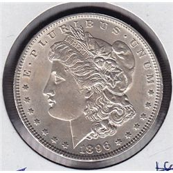 1896 USA Morgan Silver Dollar