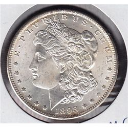1898O USA Morgan Silver Dollar