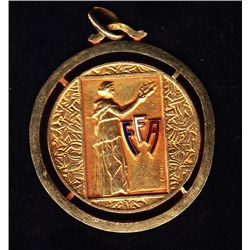1951 French Medal of Merit