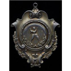 1918 Baseball Silver Medal