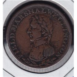 Wellington Half Penny Token